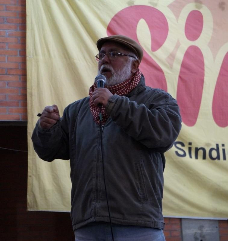 O diretor de Relações Trabalhistas e Sindicais da Astec, Adroaldo Corrêa defendeu a necessidade de os municipários se manterem organizados e mobilizados em seus locais de trabalho, em defesa da Pauta Unificada de Reivindicações.